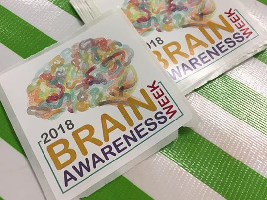 Brain Awareness week materials